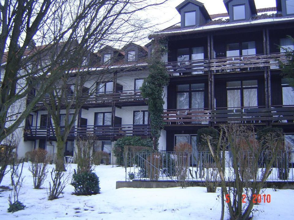 Rückansicht Hotel Hotel Summerhof