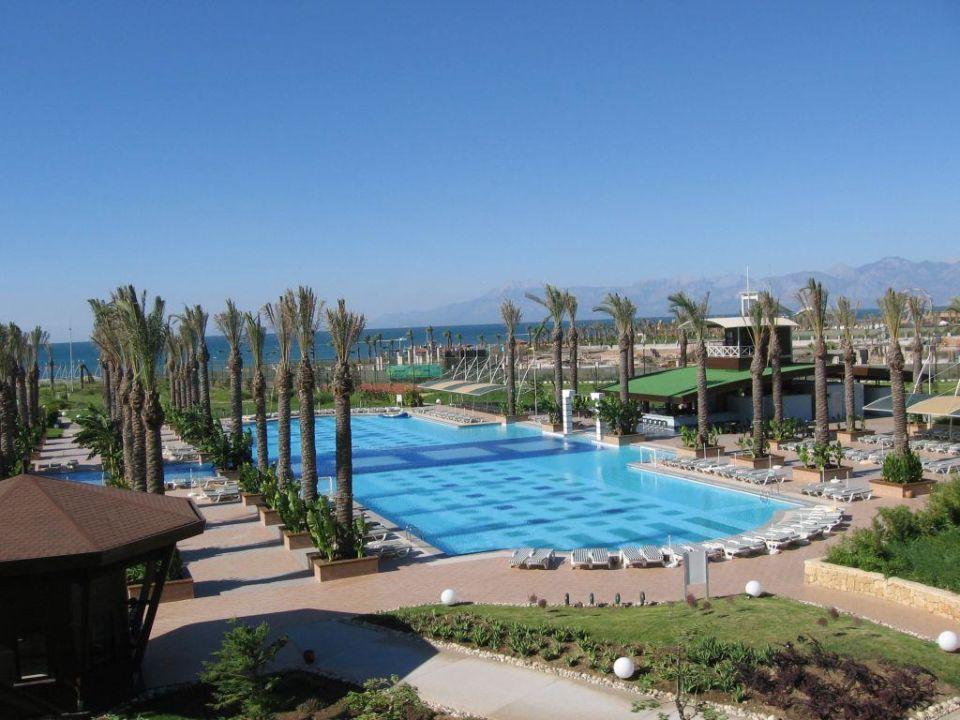 Hauptpool Hotel Concorde De Luxe Resort