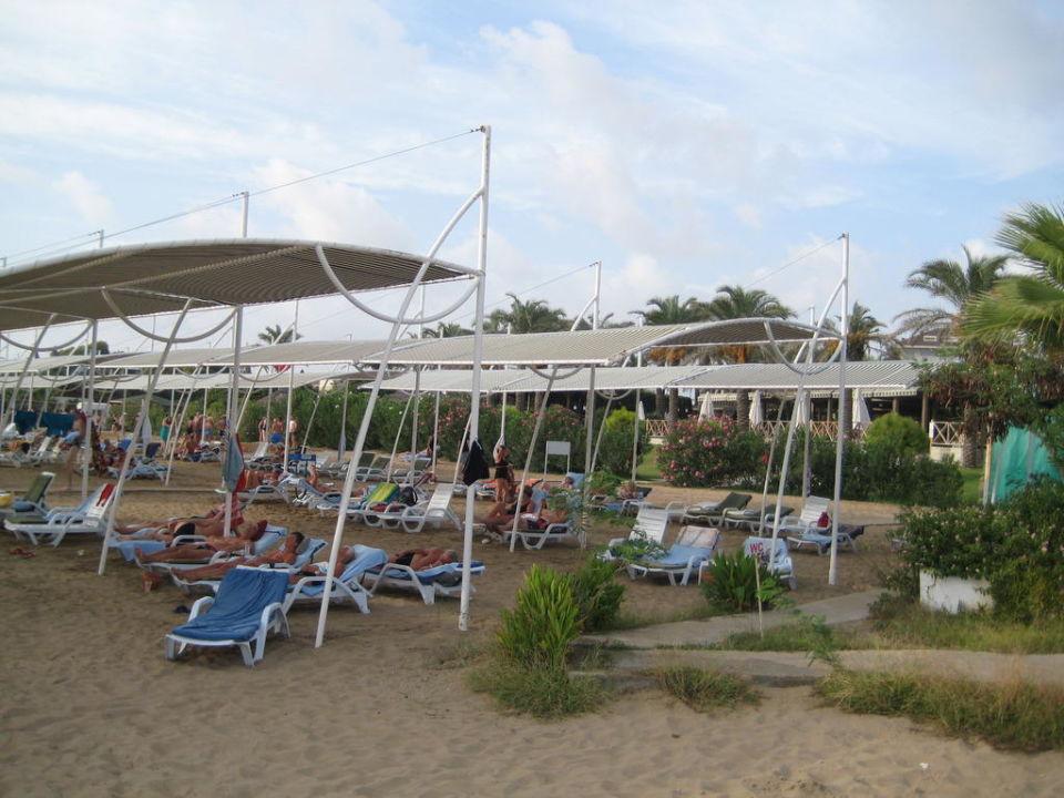 Hotelstrand Sunis Kumköy Resort Hotel & Spa