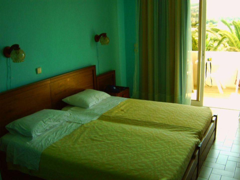 Zimmer 201 Hotel Arion
