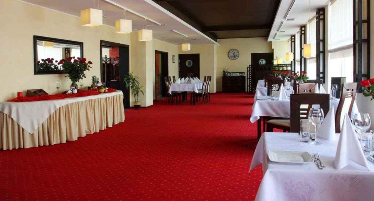 Restauracja Bursztynowa Hotel Górski