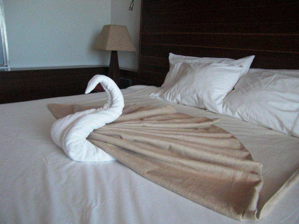 Bettdekoration Salobre Hotel Resort & Serenity