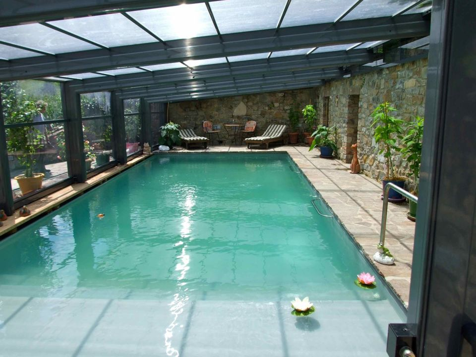 Indoor pool einfamilienhaus  Pool-haus