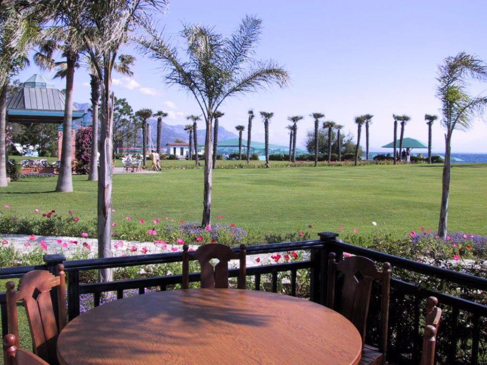 Blick vom Restaurant Nurol Club Salima Holiday Village