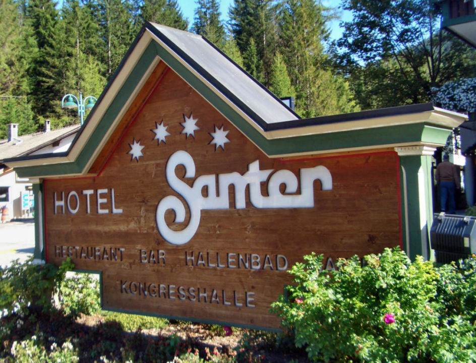 Restaurant Santer Toblach Romantik Hotel Santer