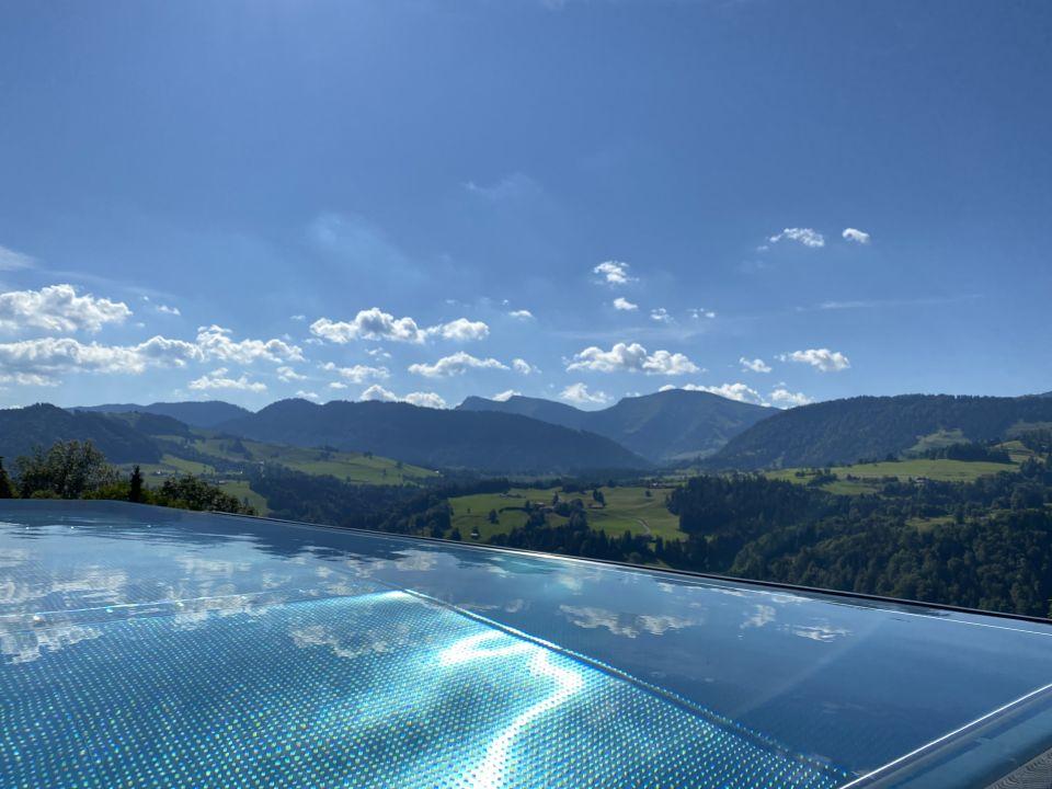 Pool Bergkristall - Mein Resort im Allgäu