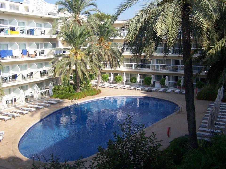 Kleiner Pool Las Gaviotas Suites Hotel
