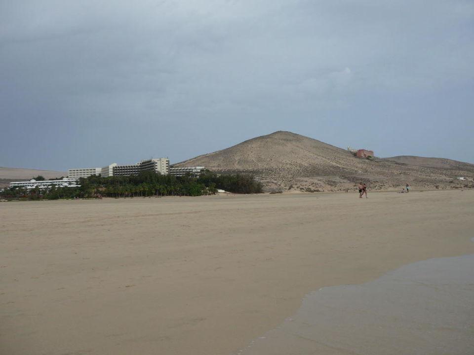 Die Lage Melia Fuerteventura