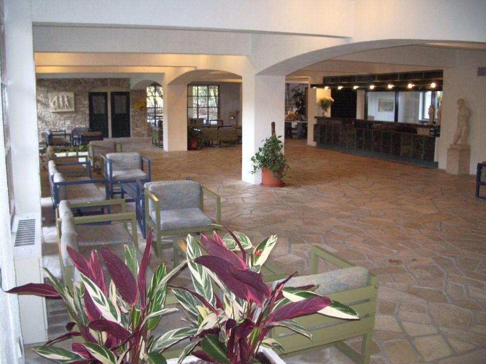 Empfangshalle Doryssa Seaside Resort