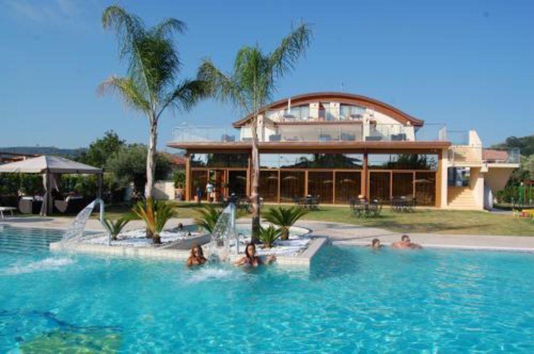 Piscina MagicoMar Hotel
