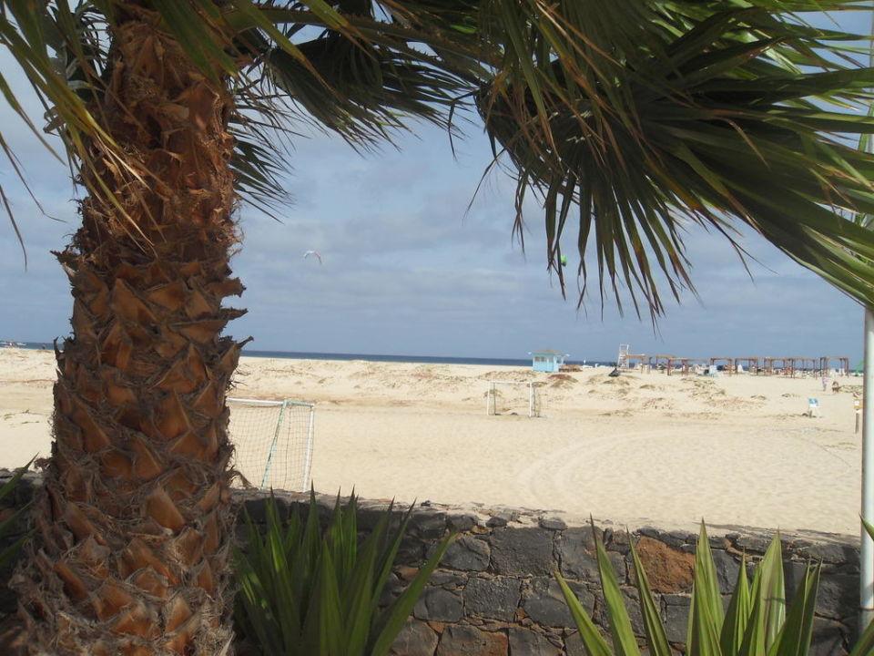 Pláž u hotelu Crioula smartline Crioula (Vorgänger-Hotel - existiert nicht mehr)