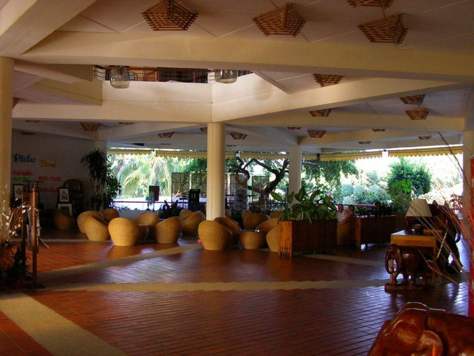 Lobby und Bar Hotel Beach Cha Am