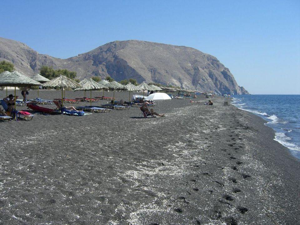 Kamari Beach Hotel Santorin