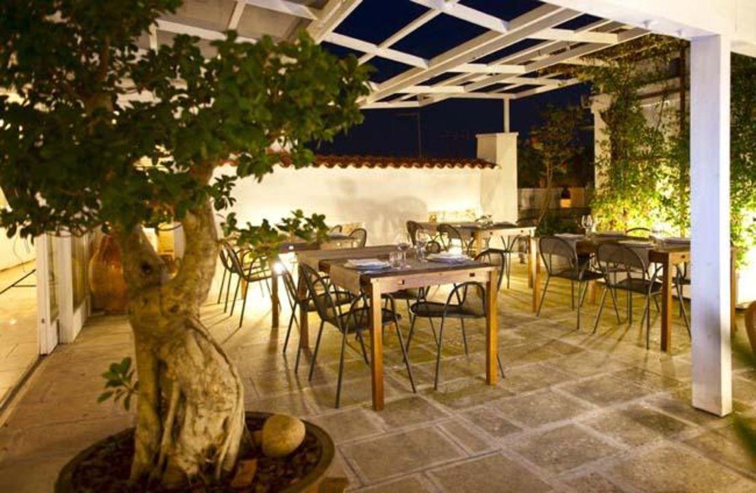 Goffredo ristorante osteria in terrazza\