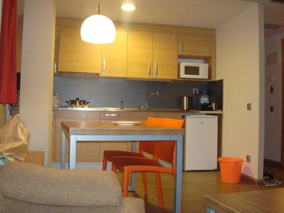 Küche Aparthotel Odissea Park