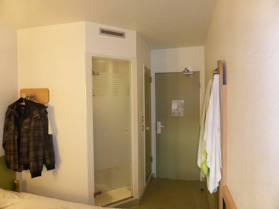 Widok ibis budget hotel paris porte de montmartre saint ouen holidaycheck gro raum paris - Ibis budget paris porte de saint ouen ...