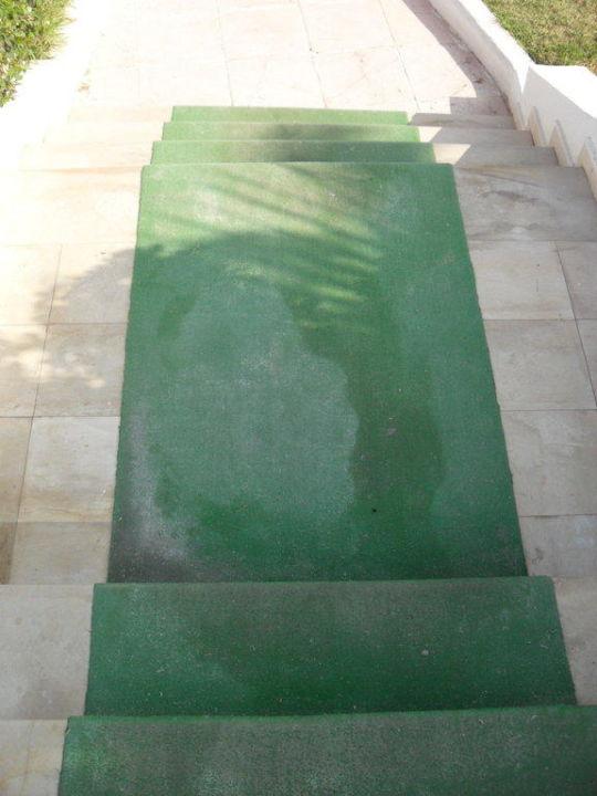 Teppich im Außenbereich SunConnect One Resort Monastir