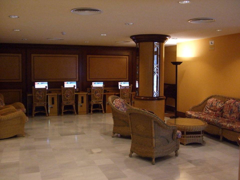 Internetecke Hotel Riu Paraiso Lanzarote Resort