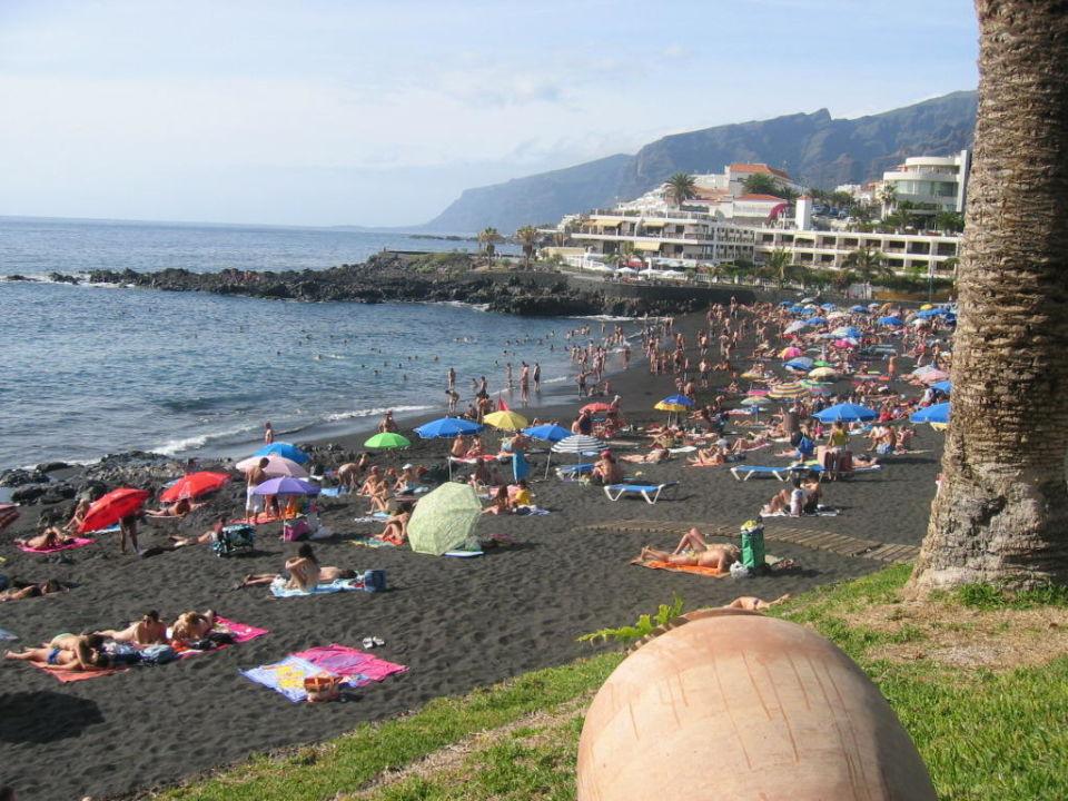 Strand zur Ferienzeit Be Live Family Costa Los Gigantes