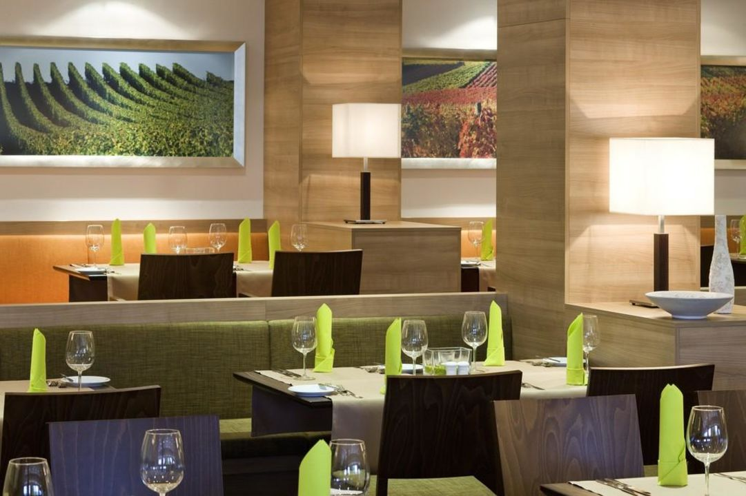 Restaurant Finesse Hotel Mercure Koblenz
