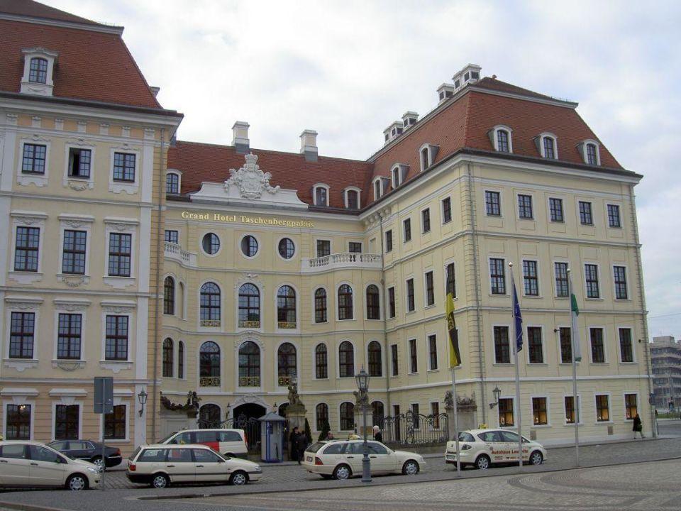 au enansicht taschenbergpalais dresden hotel taschenbergpalais kempinski dresden dresden. Black Bedroom Furniture Sets. Home Design Ideas