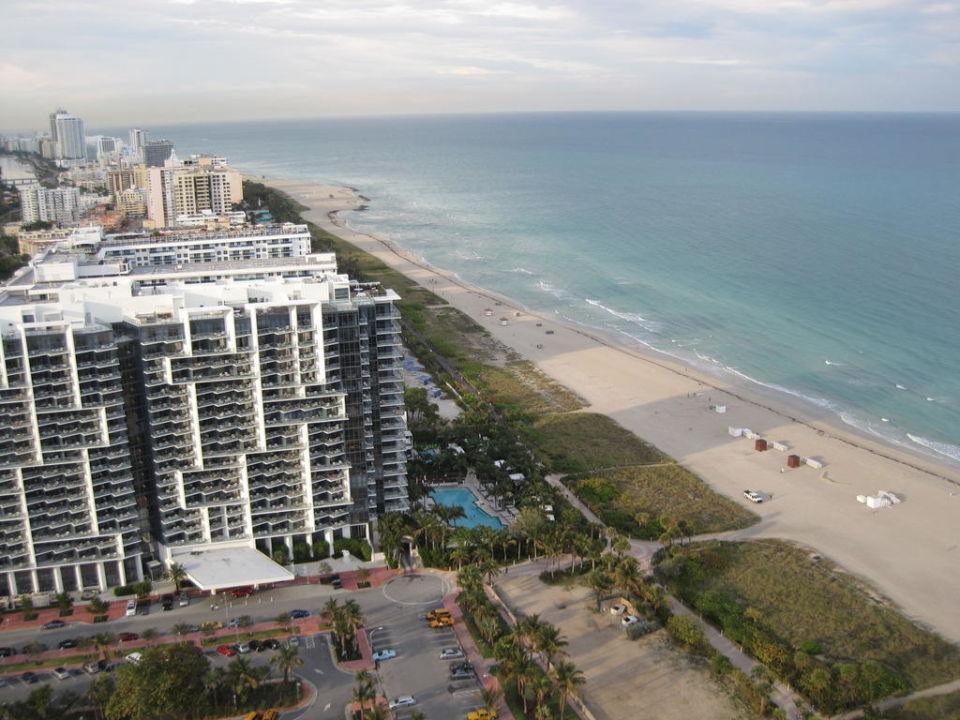 Ausblick von der Suite Hotel The Setai