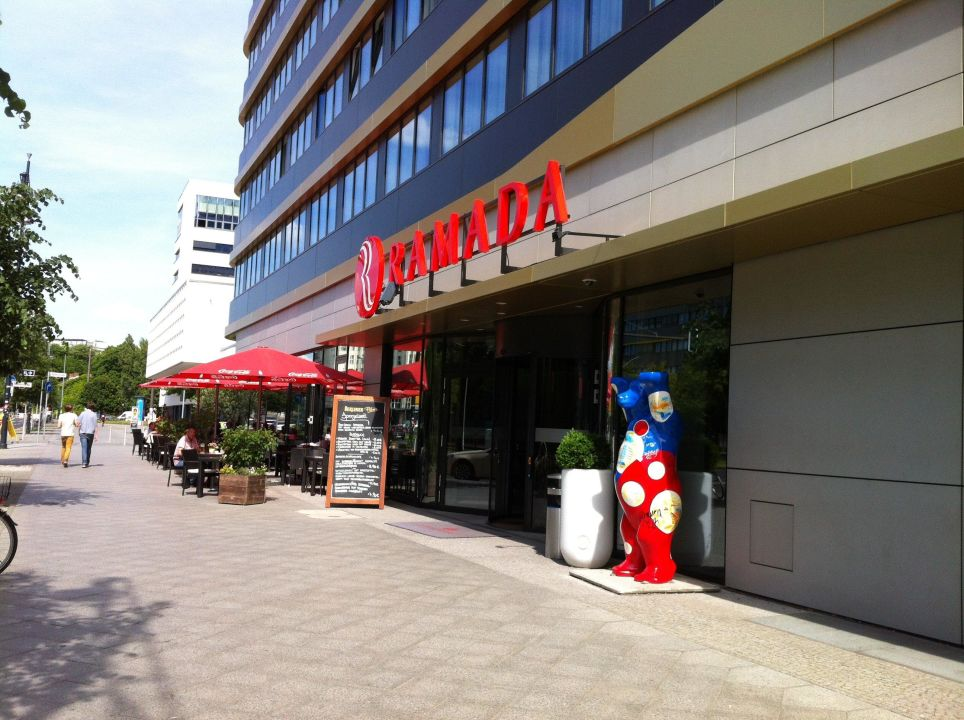 Ramada Hotel In Berlin