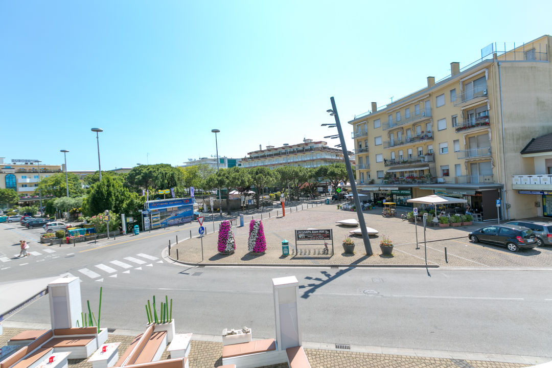 Ausblick Hotel Colonna