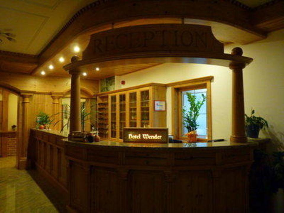 Lobby Hotel Wender