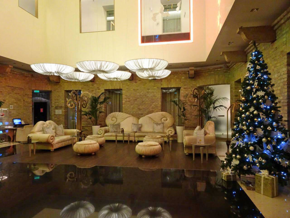 Lobby Iberostar Grand Budapest