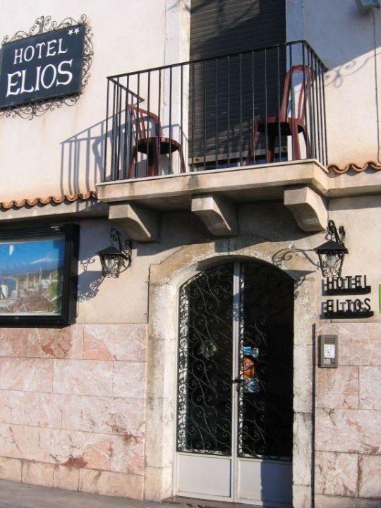 Hotel Elios Außenansicht Hotel Elios
