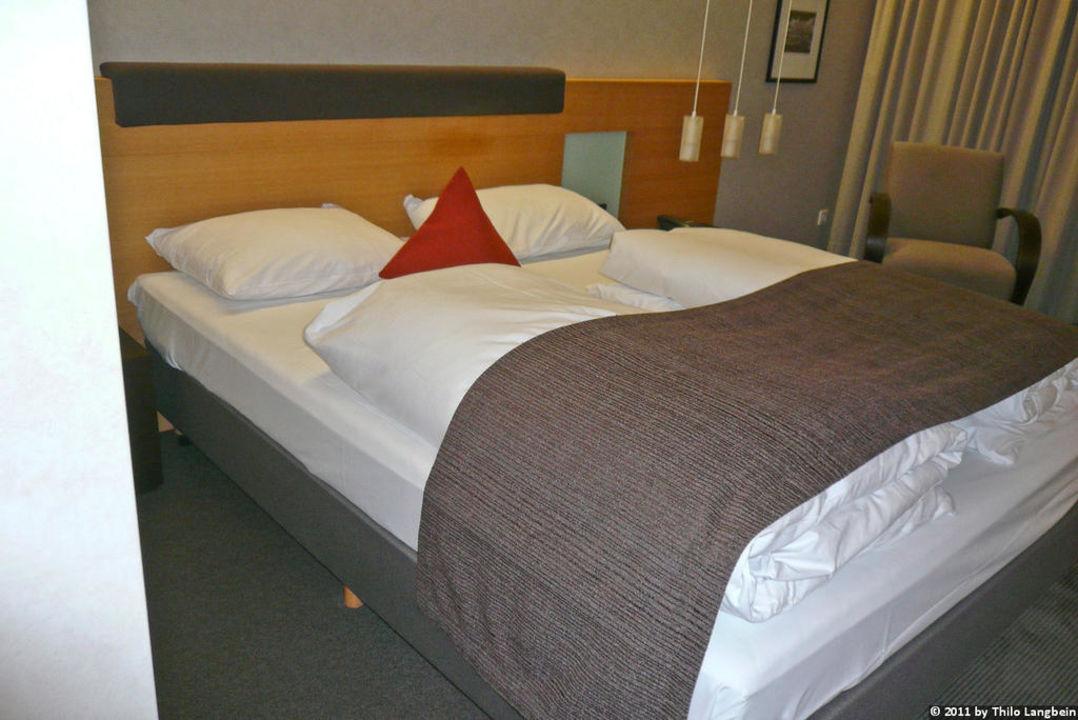 Zimmer Hotel Novotel Karlsruhe City