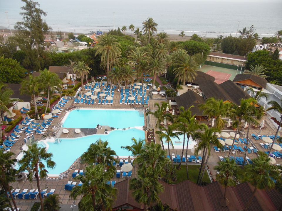 Ausblick Bull Costa Canaria & Spa - Adults only