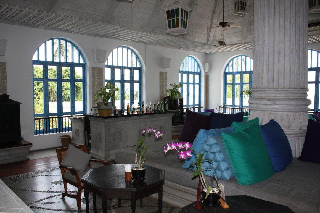 Lobbybereich The Imperial Samui (Vorgänger-Hotel – existiert nicht mehr)