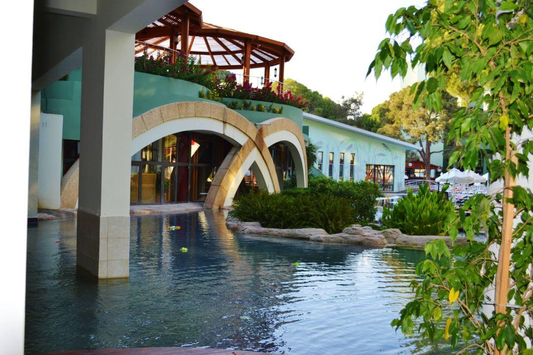 Bild schickes bad zu limak atlantis de luxe hotel for Schickes hotel
