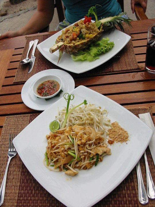 Feine Gerichte Samui Paradise Chaweng Beach Resort & Spa