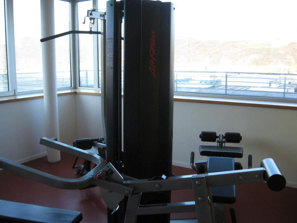 Fitnessraum Hotel Four Points by Sheraton