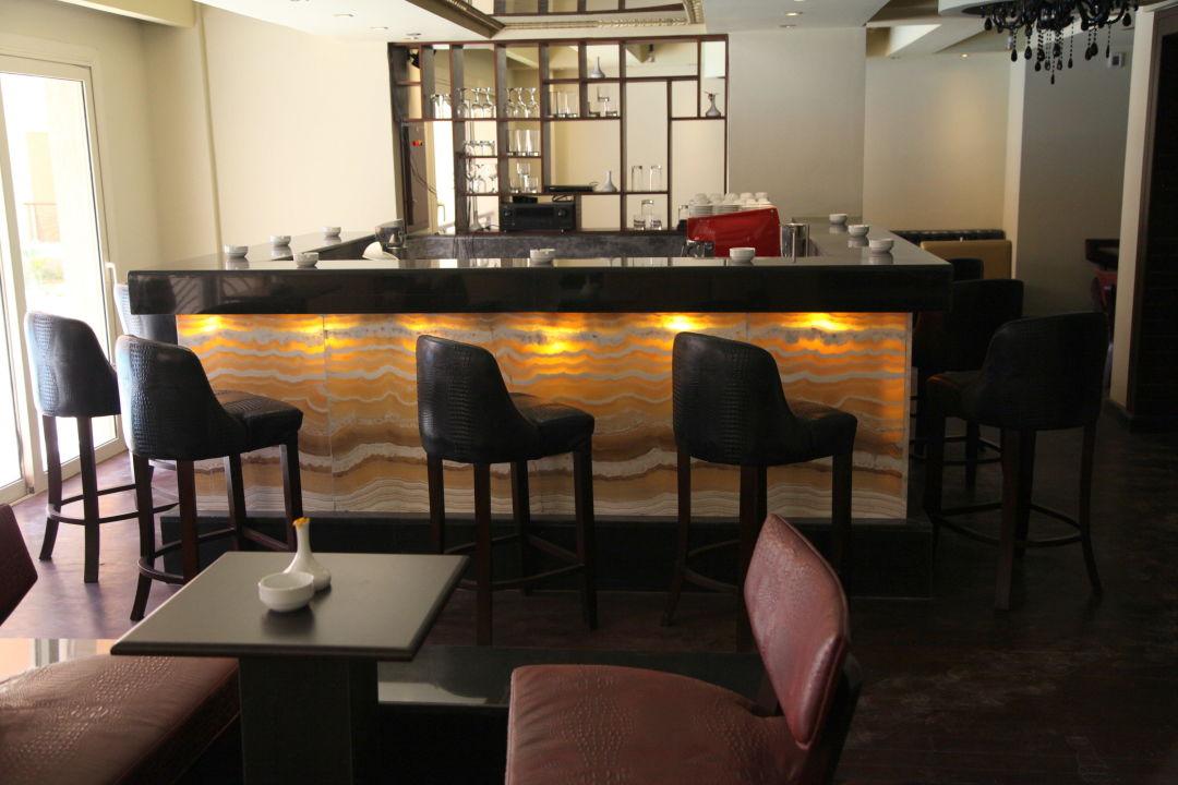 Mirror Bar The Bosque Hotel