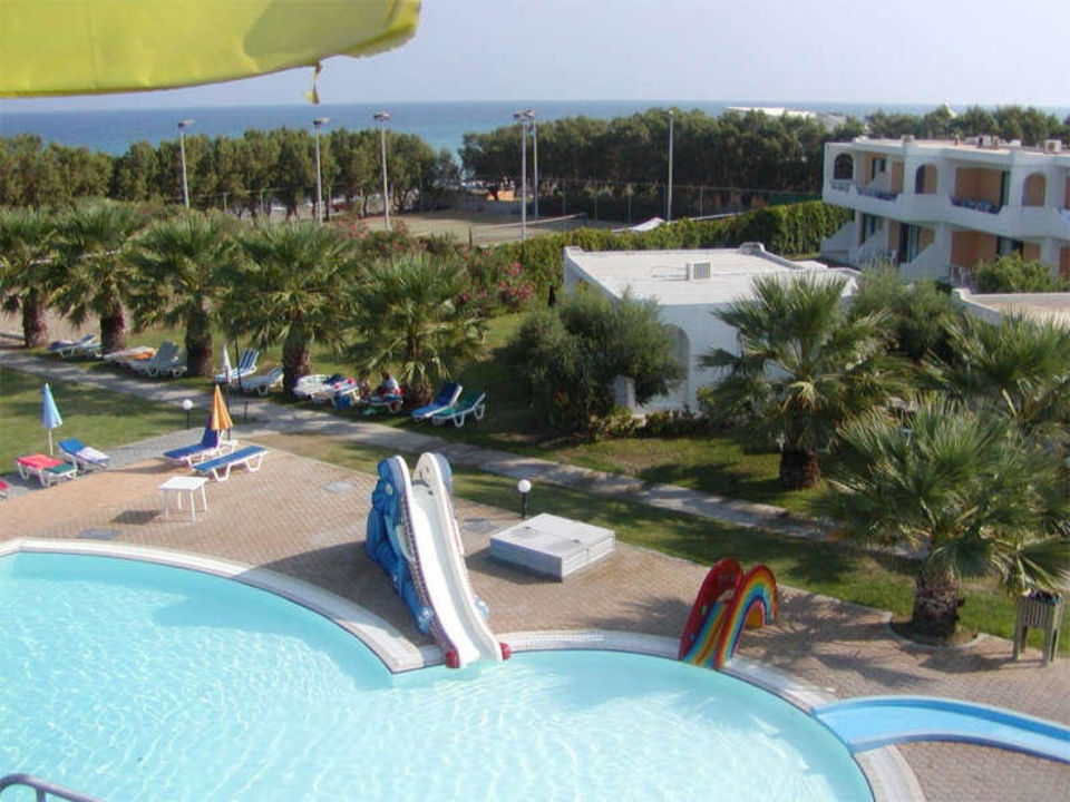 Kinderpool Hotel Alex Beach