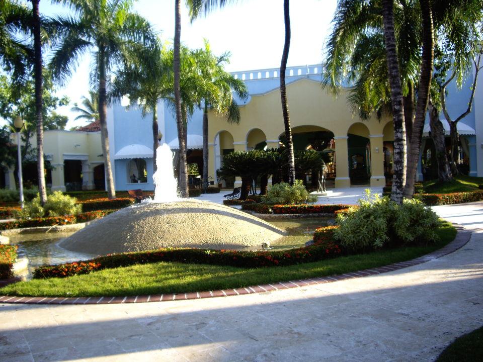 Gartenanlage Iberostar Hacienda Dominicus