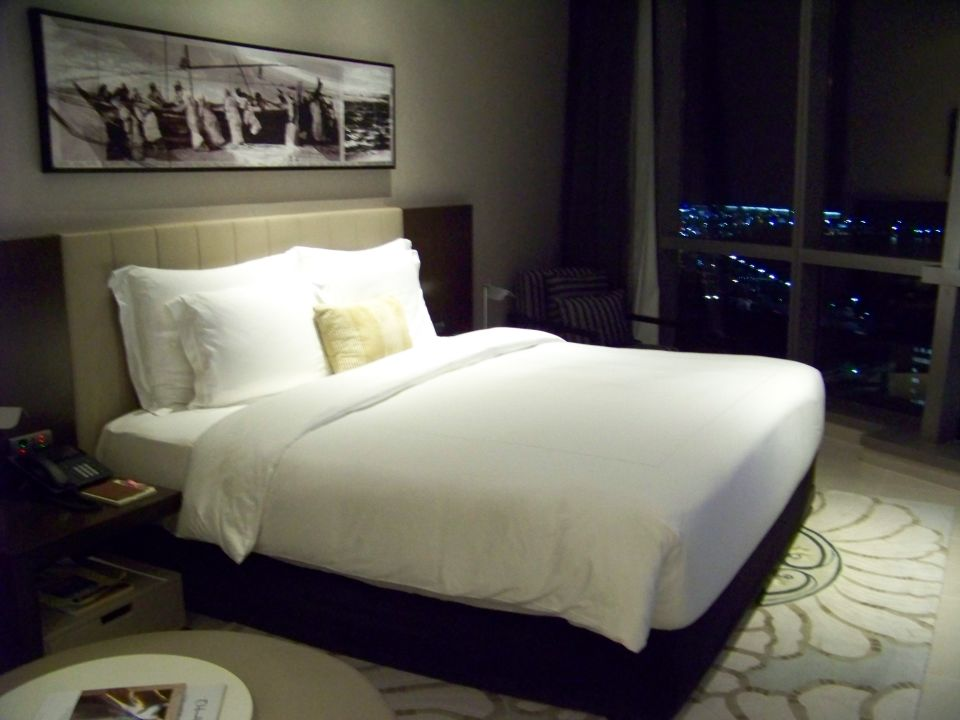 Zimmer Jumeirah at Etihad Towers Hotel