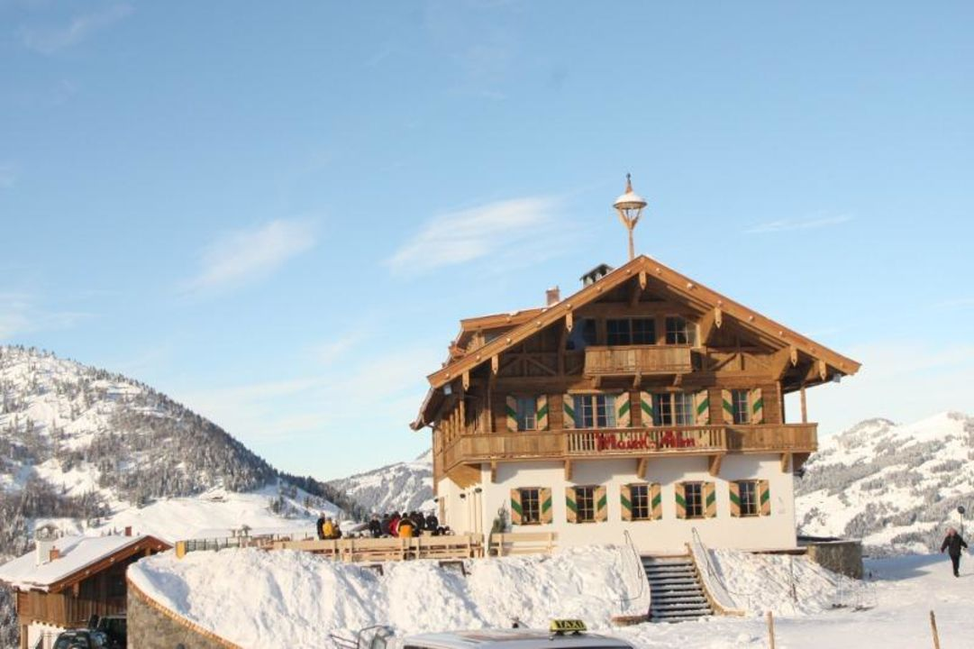 Maierl-Alm Maierl-Alm & Chalets
