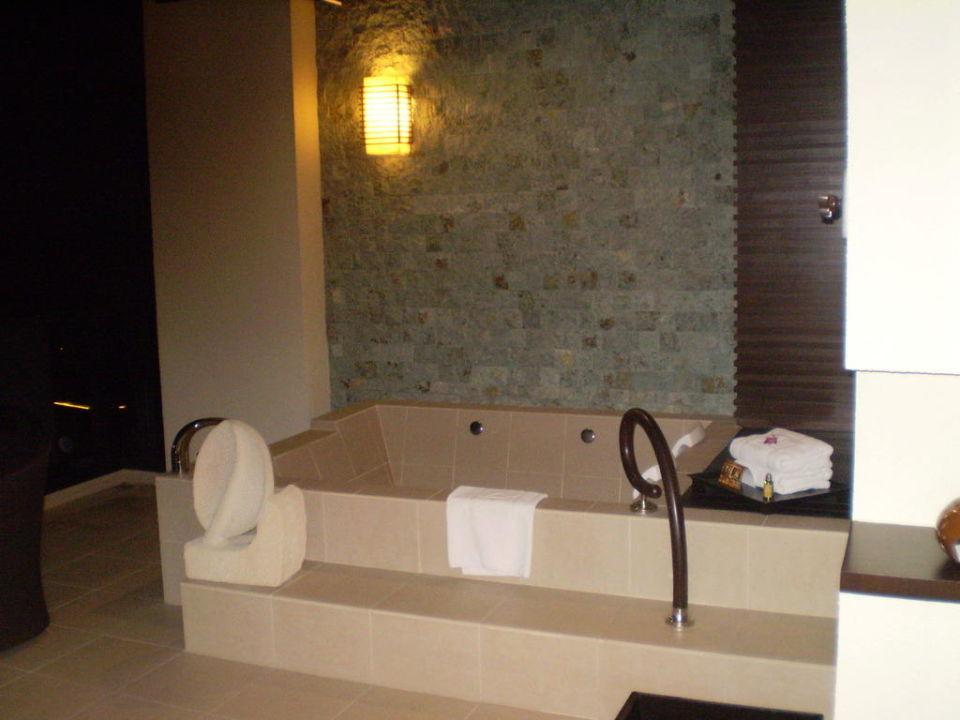 Balkon  Hotel Shangri-La Rasa Ria Resort