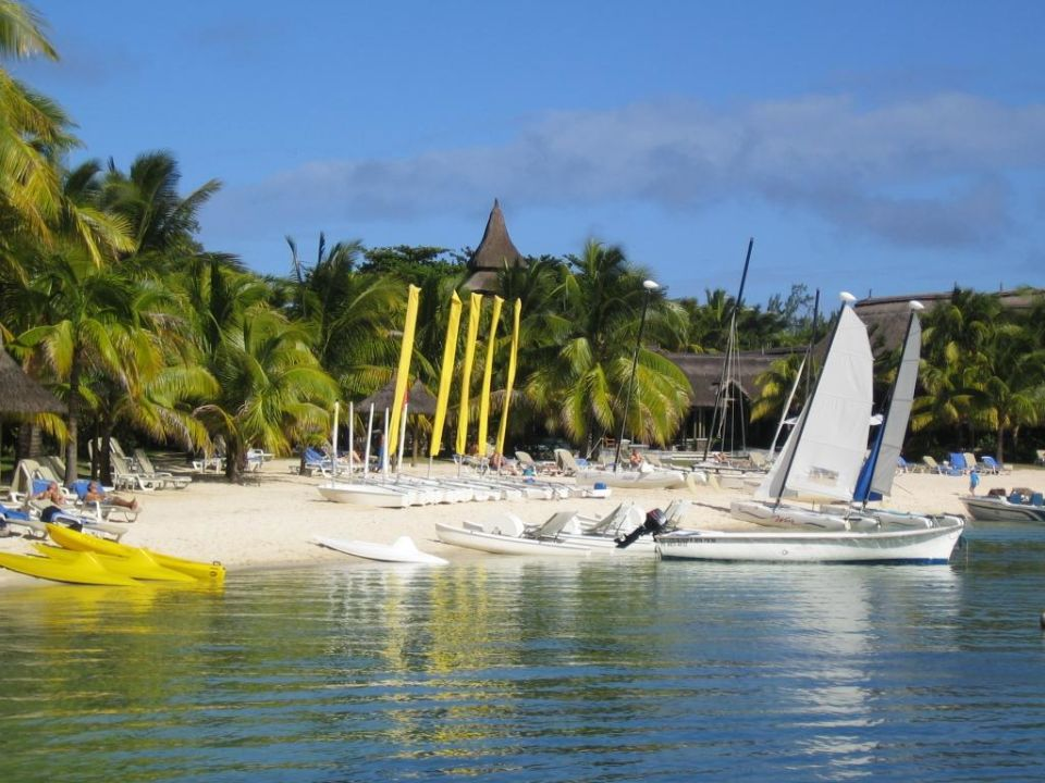 Shandrani Shandrani Beachcomber Resort & Spa