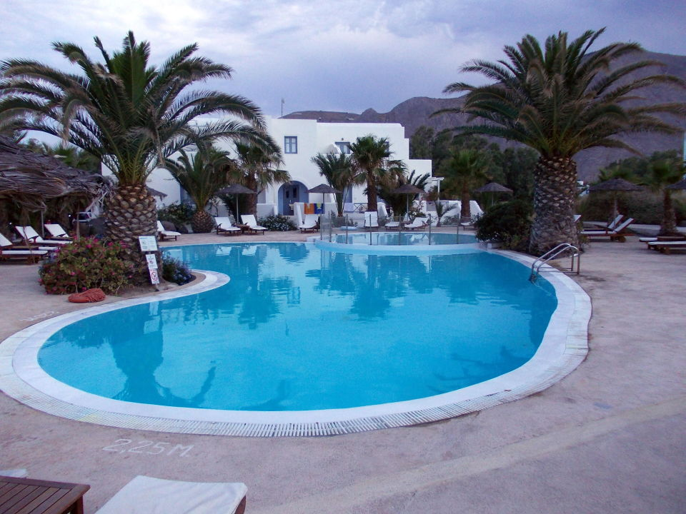 Poolanlage Hotel Atlantis Beach Villa