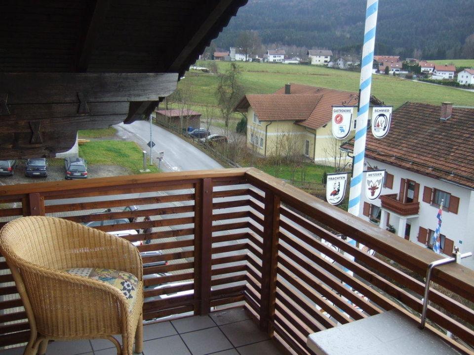 Balkon Hotel Lindenwirt