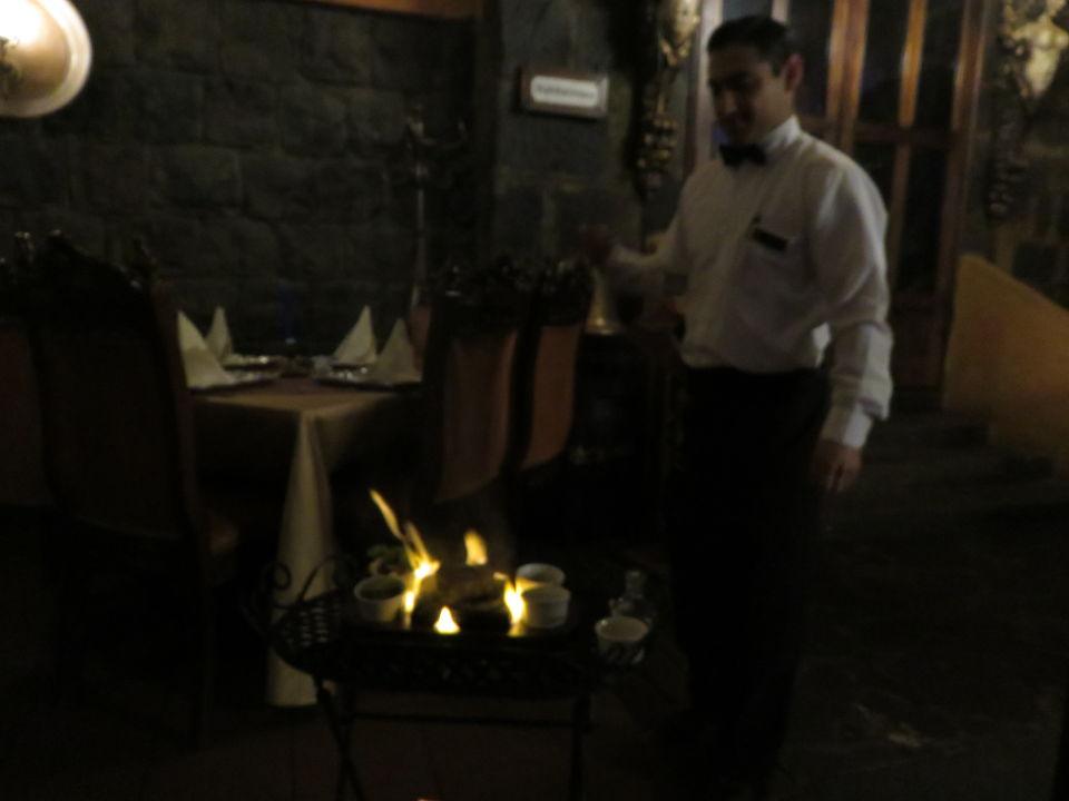 Restaurant Hostería La Andaluza