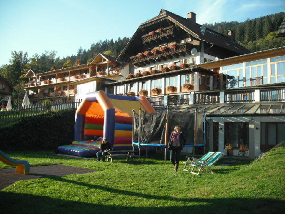 Haupthaus Kinderhotel Ramsi