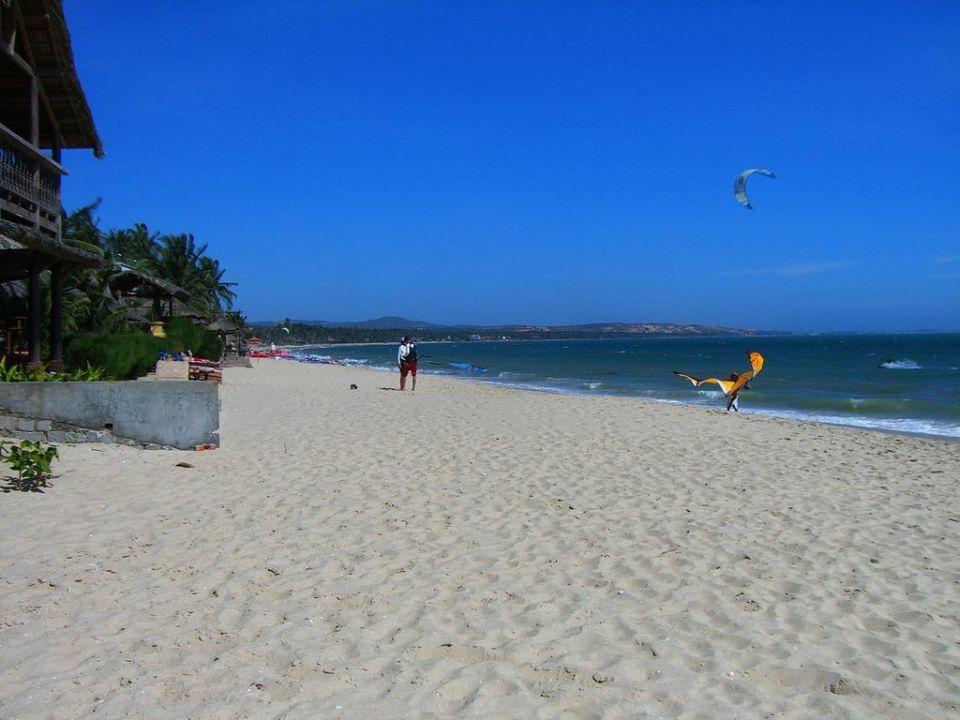 Spiaggia di fronte all'hotel Hotel Sunshine Beach Resort