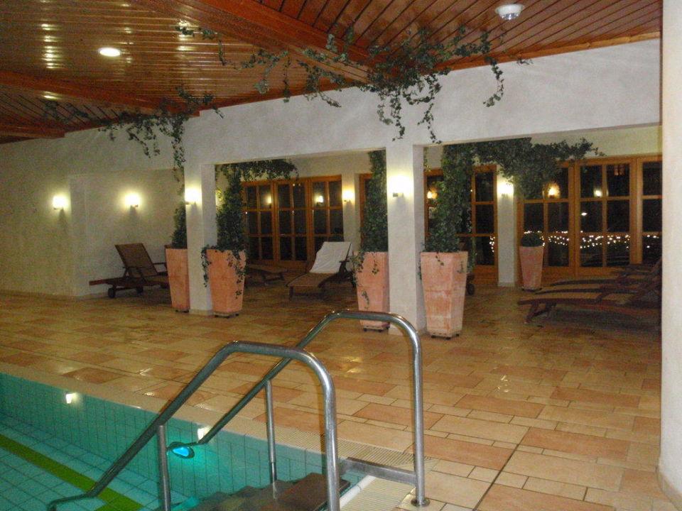 Gemütlicher Liegebereich Hapimag Resort Braunlage